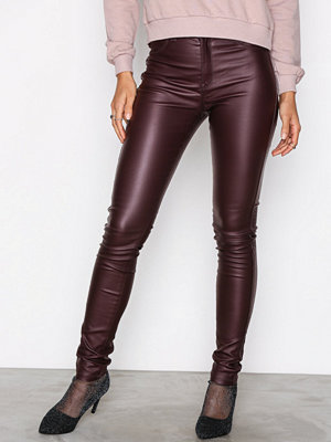 Leggings & tights - Dr. Denim Plenty Red
