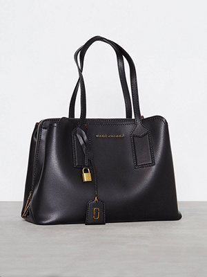 The Marc Jacobs svart väska THE EDITOR 38