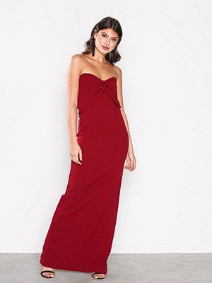 Honor Gold Mila Maxi Dress Berry