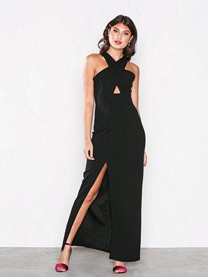 Ax Paris Perfect Maxi Dress Black