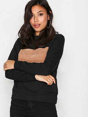 Calvin Klein Jeans Hansi Cn Hwk L/S Black