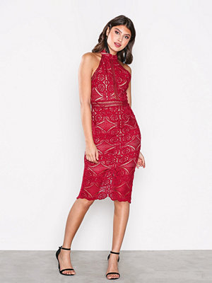 Love Triangle Faithful Midi Dress