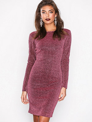 Moves Mae Dress Rose