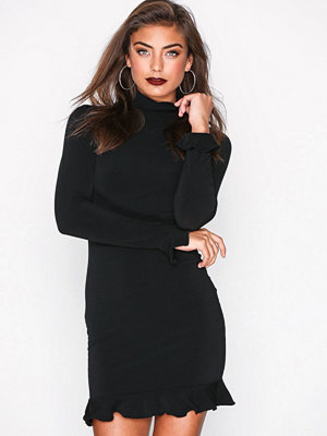 Motel Lafitte Bodycon Black