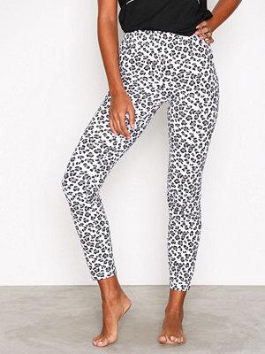 Pyjamas & myskläder - NLY Lingerie Sleep Tight Darling Pants Print