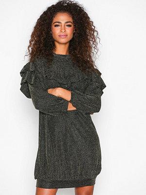 MOSS Copenhagen Jessica Dress Black/Gold