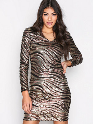 Dry Lake Blair Dress Golden