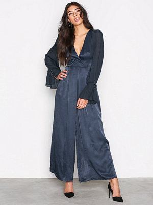 Free People Not Your Baby Jumpsuit Carbon