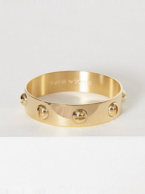 SOPHIE By SOPHIE armband Screw Bangle Guld