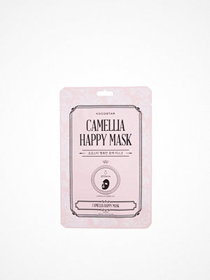 Kocostar Camellia Happy Mask Transparent
