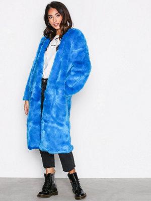 Free People Magnolia Coat Ocean Blue