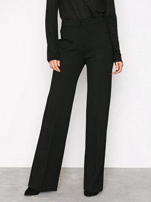 Filippa K svarta byxor Ally Jersey Pants Black