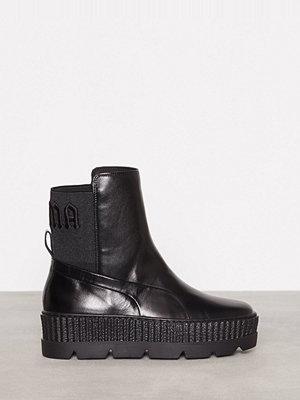 Sneakers & streetskor - Fenty PUMA by Rihanna Chelsea Sneaker Boot Svart