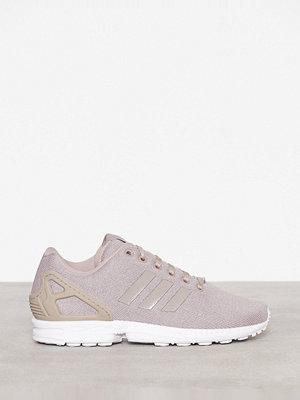 Sneakers & streetskor - Adidas Originals ZX Flux W Grå