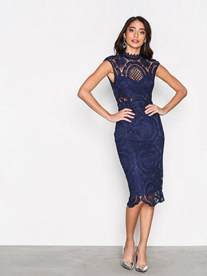 Love Triangle Honesty Dress Navy