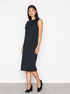 Filippa K Sleeveless Shift Dress Navy