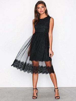 Dry Lake Cindy Dress Black Lace