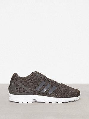Sneakers & streetskor - Adidas Originals ZX Flux W Grå/Svart
