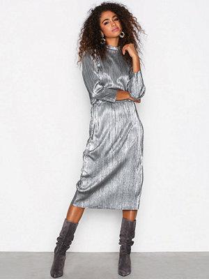 Vila Visilvi 3/4 Sleeve Dress Silver