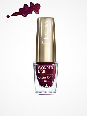 Naglar - IsaDora Wonder Nail Golden Edition Vintage Wine