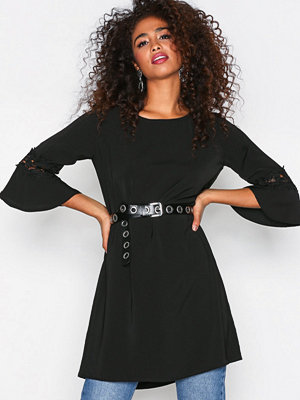 Sisters Point Noam Dress Black