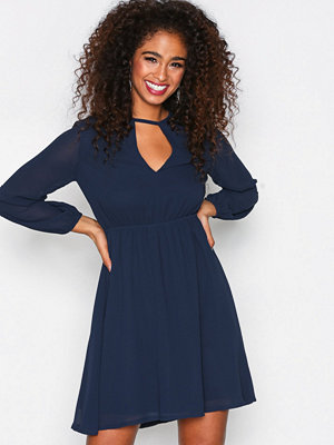 Sisters Point Nobis Dress Navy