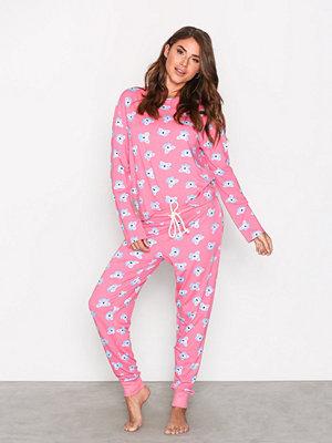 Pyjamas & myskläder - Chelsea Peers Hugging Koala Set Blå