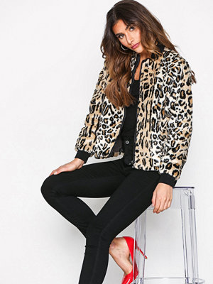 Sisters Point Leo Jacket Leopard