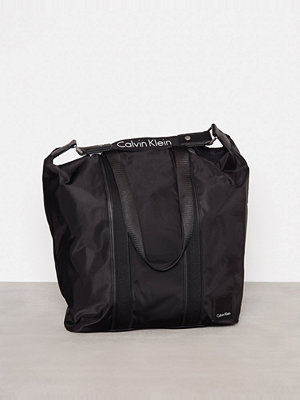 Calvin Klein Fluid Large Shopper Svart
