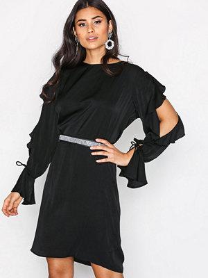 MOSS Copenhagen Ina Shiny Dress Black