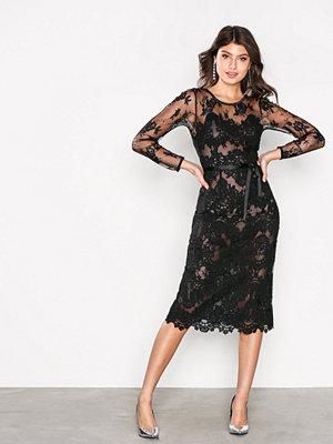 Ida Sjöstedt Lace Dress Black