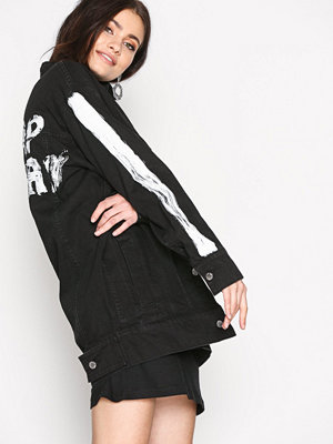 Cheap Monday Mega Jacket Action Black