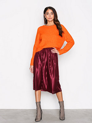 NLY Trend Pleated Skirt Lila