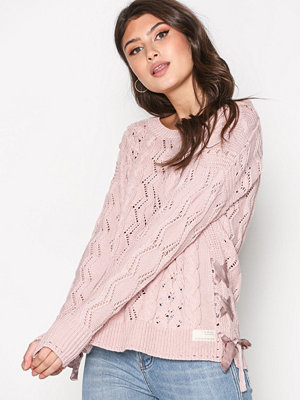 Odd Molly Flurry Sweater Peach