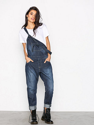 Jeans - One Teaspoon Monroe Denim Overall Denim