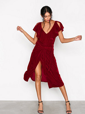Aéryne Lexi Dress Red