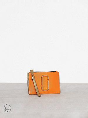 Plånböcker - Marc Jacobs Top Zip Multi Wallet Orange