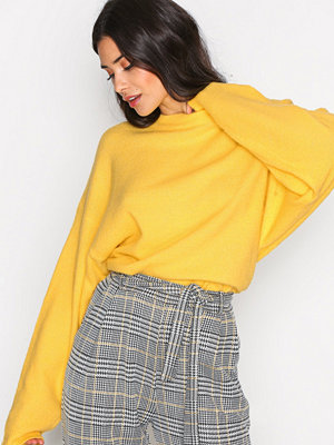 NLY Trend Sleeve Focus Knit Gul