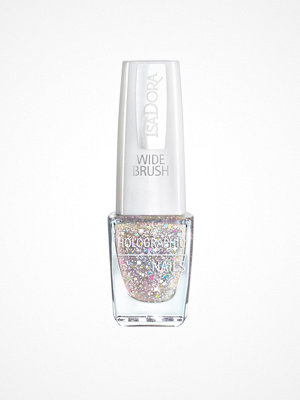 Naglar - IsaDora Holographic Glitter Nails Star Dust