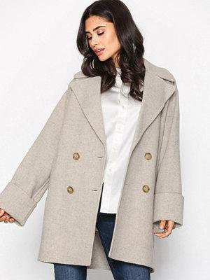 Polo Ralph Lauren Doubleface Wool Coat Grey