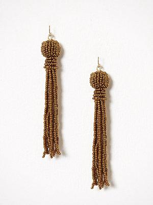 Only örhängen onlABBY Tassel Earring Acc Guld