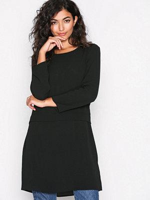 Jacqueline de Yong Jdyrun 7/8 Dress Wvn Svart