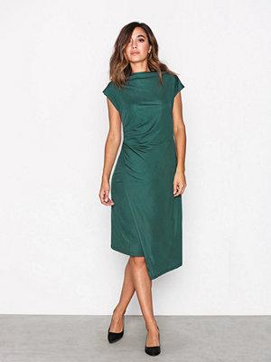 Dagmar Josie Dress Emerald Green
