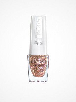 Naglar - IsaDora Holographic Glitter Nails Bronze