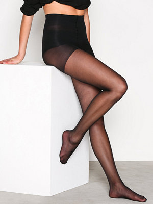 Strumpbyxor - NLY Lingerie Light Control Tights 15 D Svart