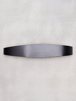 Bälten & skärp - Vero Moda Vmkamma Leather Waist Belt Svart