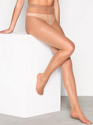 Strumpbyxor - NLY Lingerie Pretty Legs Tights 15 Den Suntan