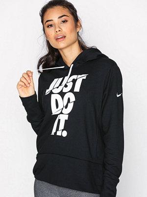 Nike NK Dry Hoodie PO Gxjdi Ho Svart/Vit