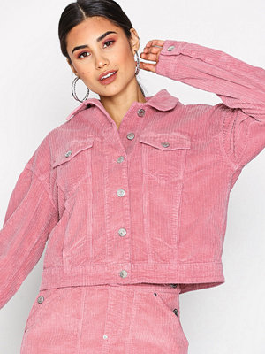 Tommy Jeans Oversized Trucker Blush