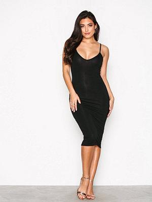 Missguided Cami Strap Bodycon Dress Black